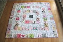Quilts - Baby clothes/Memory / by Naomi Anderson