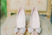 "the day i say ""i do"" {SHOES}"