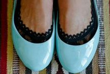 Shoe Love / Shoe trends and latest styles for your feet. / by zulily
