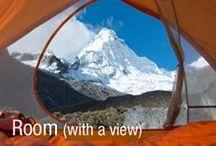 Camping / Tiendas de campaña para senderismo o expedición y todo lo que necesitas para tu acampada = Trekoon.com