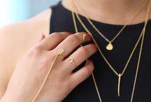 Jewelry + Accessories / by Bonnie DuPrey