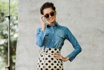 style files. (stylish women in stylish looks) / by Heather Johnson