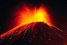 Volcanes  / El mundo es un lugar extraordinario. Descubre cómo se forma la tierra con los más espectaculares volcanes del mundo.