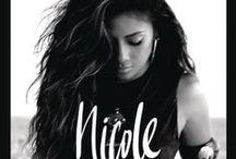 Nicole Scherzinger / by Epic Records