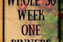 Whole30   Paleo   Gluten free