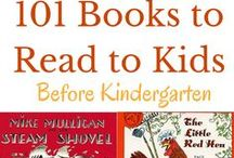 Books for Kids / Best book recommendations and book reviews for kids. Children's book lists.