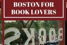 Literary Travel / Book and literature inspired locations, itineraries, authors' homes, and famous book stores.