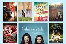 Gilmore Girls / Devoted to the love the hit TV show Gilmore Girls. The Gilmore Girls Friday Night Dinners recreations. Book lists inspired by the Rory Gilmore Reading Challenge.