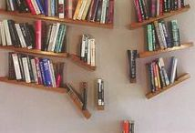 Book Decor / Book inspired home and life decor. Decorating inspired by literature.