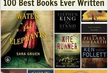 Books to Read / The best of the best book lists and recommended reading. Books to read, book reviews, reading challenges.
