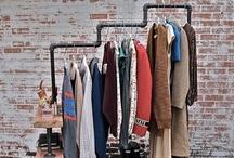 Home: Clothing Storage / by Sarah Bibi