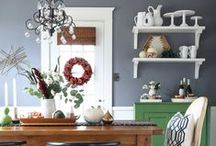 Home Decor & Design / Classic. Cottage. Country. With a touch of Beachside.