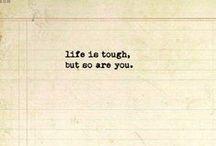 Words. / by Abbi Erickson