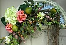 Wreaths and Swags