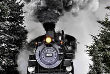 Trains / by DRT International