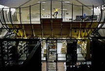 Cool Startups / Office Space / Corporate culture comes from the top, but a cool office doesn't hurt