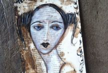 Original One of a kind / Pure art. Original one of a kind pieces. Always just one.  / by Annette Gambrel
