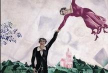 Marc Chagall ♥ / by Daniela Agrelli