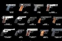 GUNS / by Nancy Thorpe
