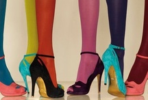 Fashion: Sock It To Me (Hoisery, Sock, and Tights) / by Sarah Bibi