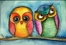 Owls for my girl / by Norinda Reed