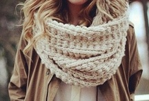 Fashion: Winter Accessories (Hats, Scarves, Glovesm and warm things) / by Sarah Bibi