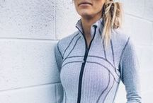 Fitness Gear / Workout clothes - fitness tech - running shoes - activewear for women - running clothes - workout gear - training tech