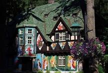 Buildings by Julia Morgan / by HoneyLamb SweetThing
