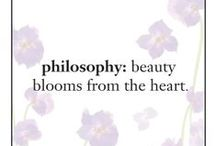 spring has sprung / spring love is in full bloom. / by philosophy