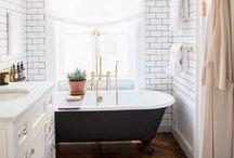 Interiors: Bath / by Griffin McCabe