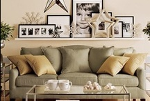 Living room relaxation / by Jessica Kersten