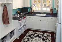 Laundry & Mud Room / by Jessica Kersten