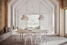 Interiors: Dining / by Griffin McCabe