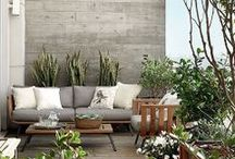 Outdoor Living / by Griffin McCabe