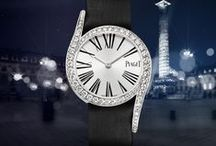 Piaget Gala Inspiration / Dive into the infernal spiral of time to discover the most iconic women, events and destinations that inspire the universe of the Limelight Gala, representing ultimate femininity.   See more: www.piaget-gala.com