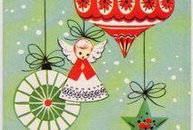 Christmas - Vintage / by Norinda Reed