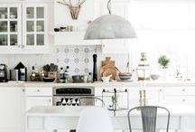 Interiors: Kitchen / by Griffin McCabe