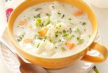Soup's On / soups/stews/chili recipes / by Barbara LaVista