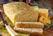 Breadbasket / bread, biscuits, muffins & rolls / by Barbara LaVista