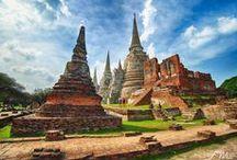 Adventurous Asia!  / by Jessica Kersten