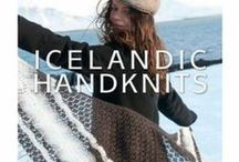 Icelandic handknits: 25 heirloom techniques and projects / My book inspired by the handknitted artifacts in the Textile Museum in Iceland