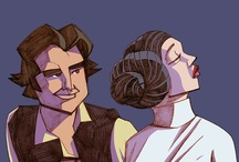 Star Wars / Stuff related to Star Wars episodes 4-6 / by MarthaO