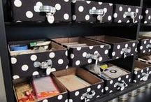 Organizing / I dream of a day when I can locate whatever I need whenever I want it wherever it is located in my house.