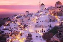 Places I'd Like to Go / by Angela Pena