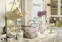 All things Cottage-y / Shabby  Chic to Cottage Style to Farmhouse Style / by Linda Smith