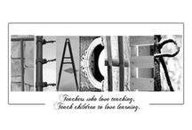 Little Miss Teacher / by Emily Bohn