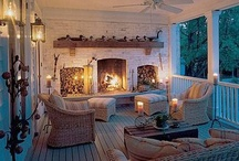 Outdoor Living / Amazing outdoor spaces... love the idea of living fab outside in the summer