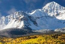 American Rockies / by Brian Lane Herder