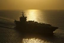 United States Navy / by Brian Lane Herder