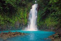 look at waterfall / by Khalik Rahmad